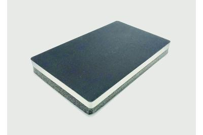 Tampone manuale Soft-Hard 74x122 mm-Microvelcro®